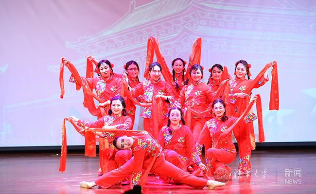 【组图】机械工程校机关举办2020年迎新春联欢晚会