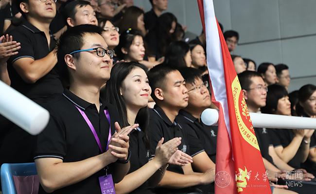 江苏省丹阳市组织部长率团来访谋对接